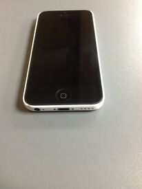 Apple iPhone 5c - 16GB - White - EE Network - 4G - Good Condition - With Receipt & Warranty