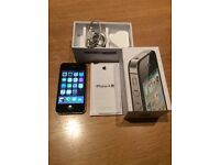 IPHONE 4S 16gb IN IMMACULATE CONDITION.