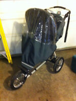 Quinny stroller and jogging stroller