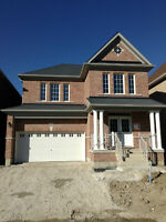 BRAND NEW 4 BEDROOM DETACHED HOUSE FOR RENT BRAMPTON