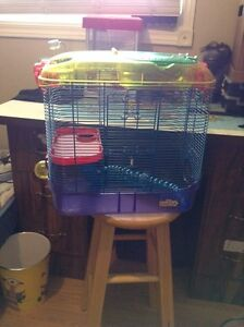 Hamster cage need gob ASAP