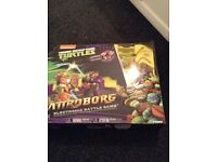 Teenage mutant Niger turtle game