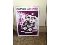 Girls quad skates