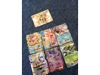 Pokemon ex and break cards new