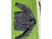 Frank Thomas textile motorcycle jacket.XL.