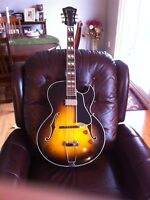 Beautiful Eastman arch top for sale