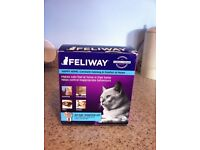 Feliway cat diffuser and refill starter kit