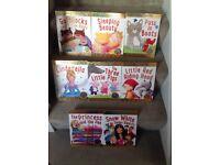 Children's Fairy Tale Books x 8