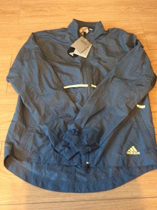 Adidas running jacket brand new with tagsin Weymouth, DorsetGumtree - Brand new adidas running jacket still with tags never used, unwanted gift. Size small. Thanks