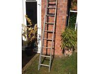 Interlocking ladders