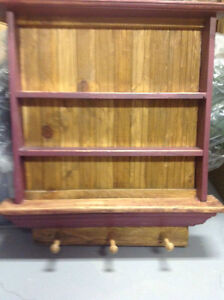 Hand crafted wall shelf Peterborough Peterborough Area image 1