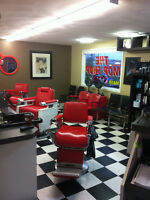 Stylist/BARBER station rental