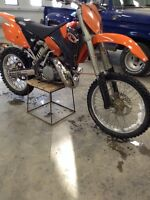 REDUCED ktm 250sx