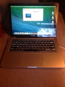MacBook Pro 13 inch late 2011 8 GB ram