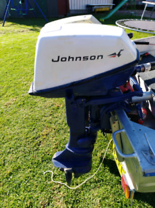 6hp johnson outboard | Boat Accessories & Parts | Gumtree