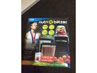 Ex Display JML Nutri Blitzer Blender RRP £60