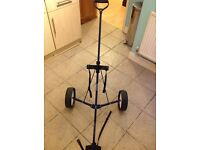 Donnay golf trolly never used