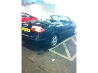 2004 Saab 93 vector 2.0 petrol convertible years mot slight side damage drives perfectly
