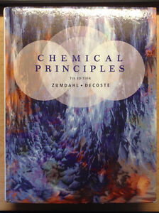 Chemical Principles Textbook & Student Solutions