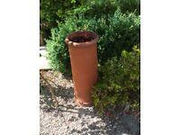 Very tall chimney pot
