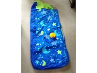 Moon and Stars pump up bed