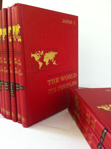 The Illustrated Library of The World and Its Peoples 11 Volumes Peterborough Peterborough Area image 7