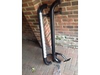 Side steps/running boards for Landrover
