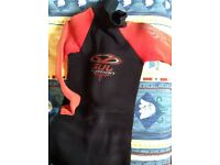 Child's gull fusion wetsuit