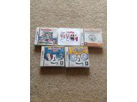 5 Nintendo DS Games