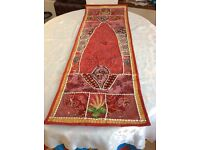 Traditional Indian Beaded Tapestry(Hand Made)