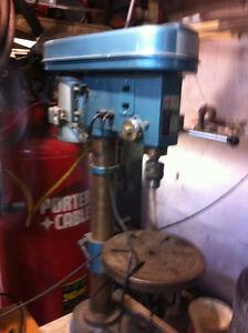 Press drill 5/8