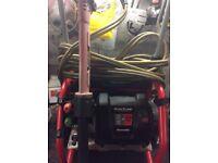 Homelite dual flow 240 volt washer