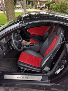 2009 Mercedes-Benz SLK-Class 55 AMG Convertible
