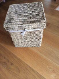 Storage box Seagrass / whisker