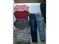 Maternity clothes 12-14