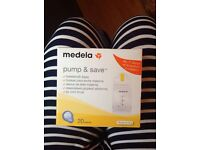 MADELA single electric swing breast pump brand new + accessories