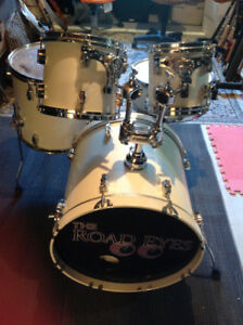 5 Piece Sonor Drum Shell Pack