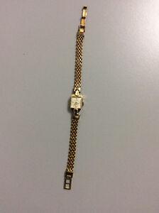Bucherer 14K Gold Watch