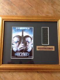 Hot Fuzz Original Film Cell
