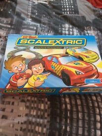 Kids scalextrix
