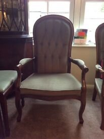 Elegant arm chairs X 2