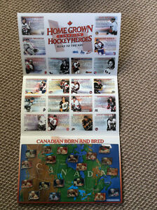 Home Grown Canadian Hockey Heroes 2003/2004 Pin Collection West Island Greater Montréal image 2