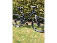 Women's mountain bike 17.5 TREK