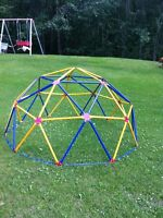 Brand New Assembled Space Dome Climber