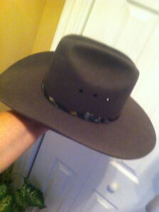 Like New Stetson Cowboy Hat