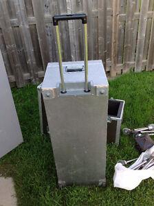 Aluminum storage/Transit/Tooling cases