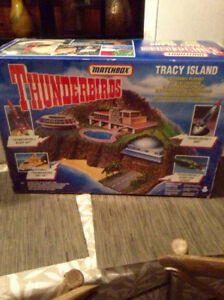 Thunderbirds Tracy Island & Thunderbird2 Electronic Playset