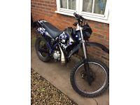Yamaha dtr 125 £1200