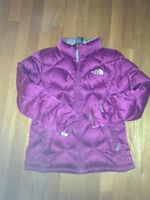 The North Face girls down jacket size 14/16 XL
