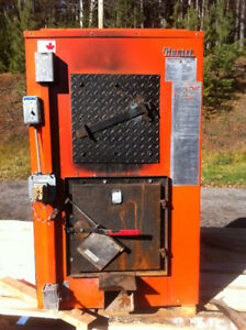 Hunter wood stove/furnace